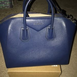 Givenchy Bags - Givenchy Medium Antigone handbag Navy